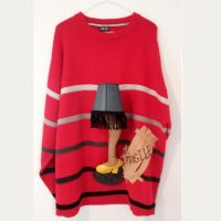 A Christmas Story Ugly Sweater