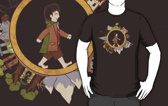 A Hobbits Journey TShirt