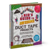 A Kids Guide to Awesome Duct Tape