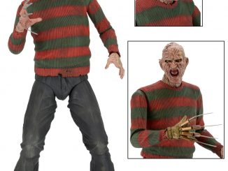 A Nightmare on Elm Street 2 Freddy's Revenge Freddy Quarter Scale Action Figure