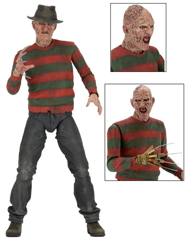 A Nightmare on Elm Street 2 Freddy's Revenge Quarter Scale Action Figure
