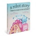 A Robot Story Book