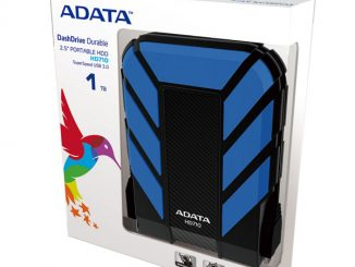AData Waterproof & Shockproof Portable Hard Drive