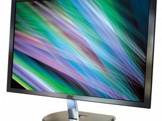 AOC Ultra-Slim Aire HD Pro Monitor