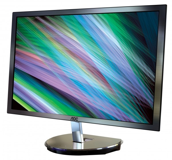 AOC Ultra-Slim Aire HD Pro Monitor