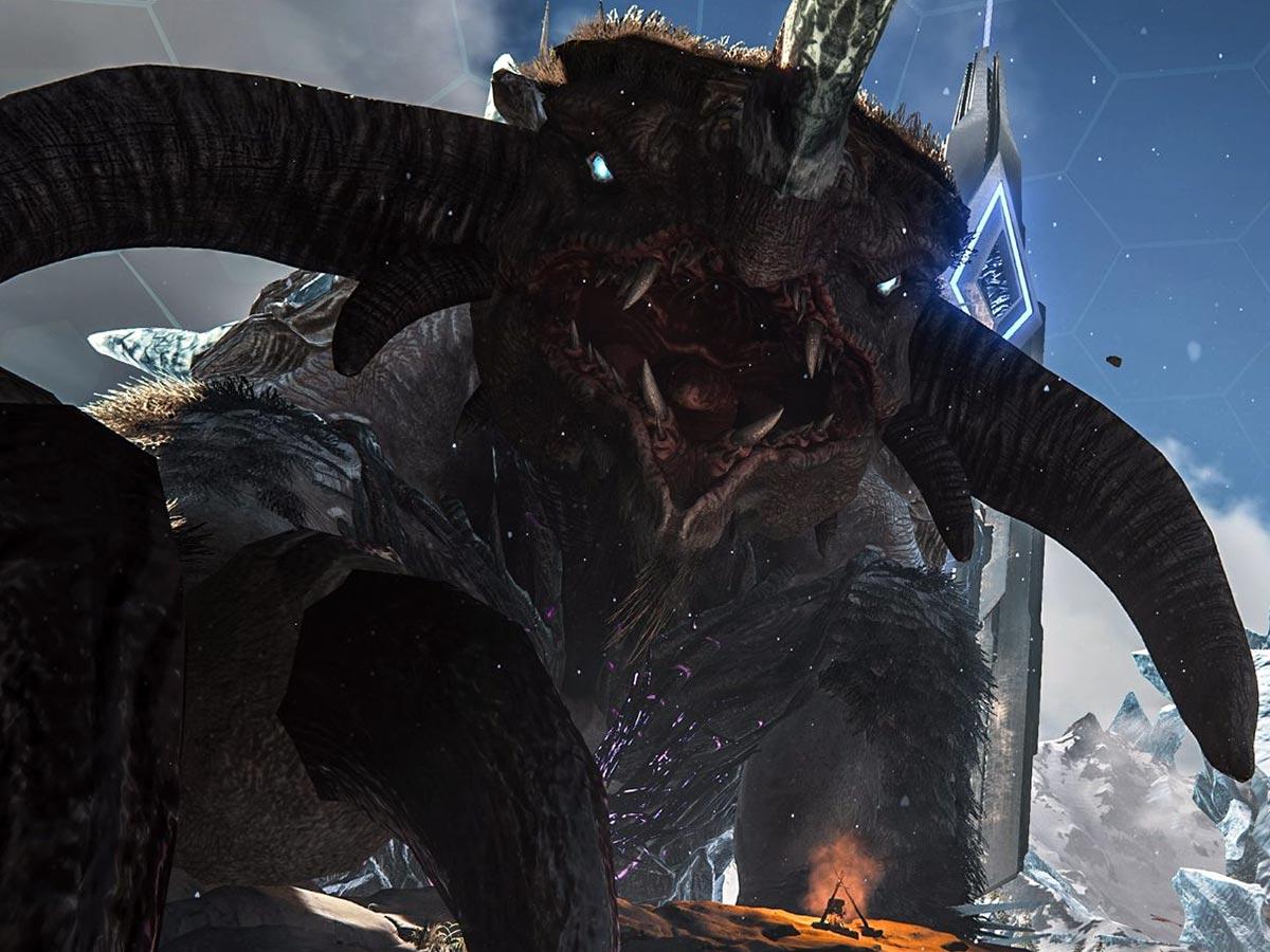 ARK: Extinction Announcement Trailer – GeekAlerts