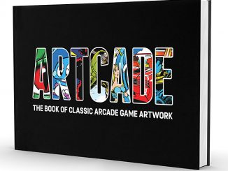 ARTCADE - The Book of Classic Arcade Game Art