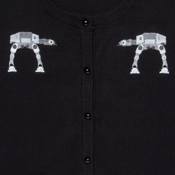 AT-AT Ladies Cardigan