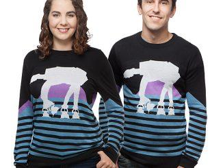 AT-AT Sweater