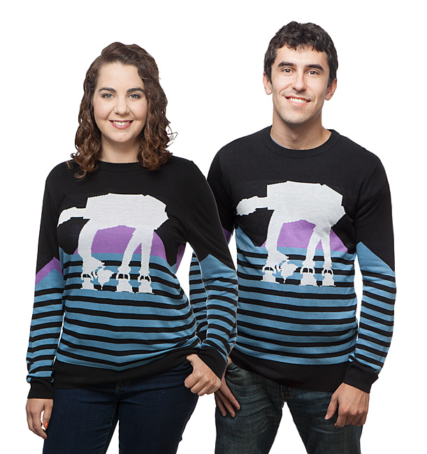 AT-AT Sweater