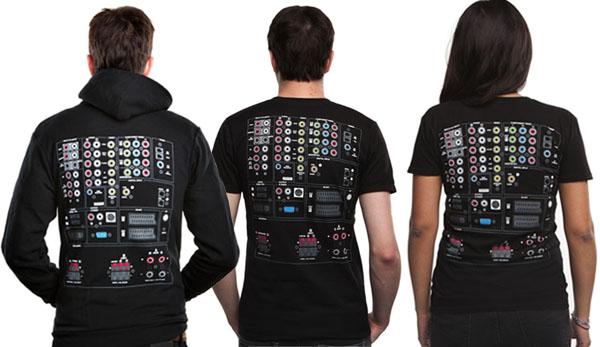 AV Hoodie and T-Shirt