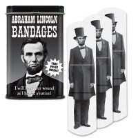 Abraham Lincoln Bandages