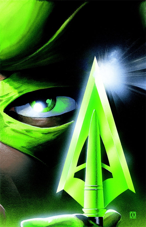Absolute Green Arrow Book