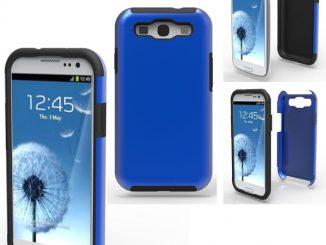 Acase SuperLeggera PRO case for Samsung S3