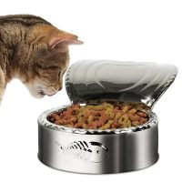 Accoutrements Luxury Cat Dish