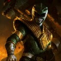 Acme Archives Green Ranger Lithograph