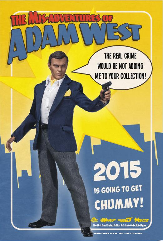 Adam West Action Figure