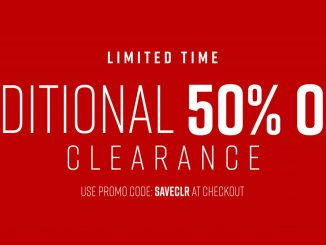 Additional 50% Off Hot Topic Clearance Promo Code