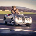 Adults Jaguar XK120 Mini Roadster