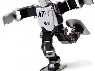 Advanced Acrobatic Robot