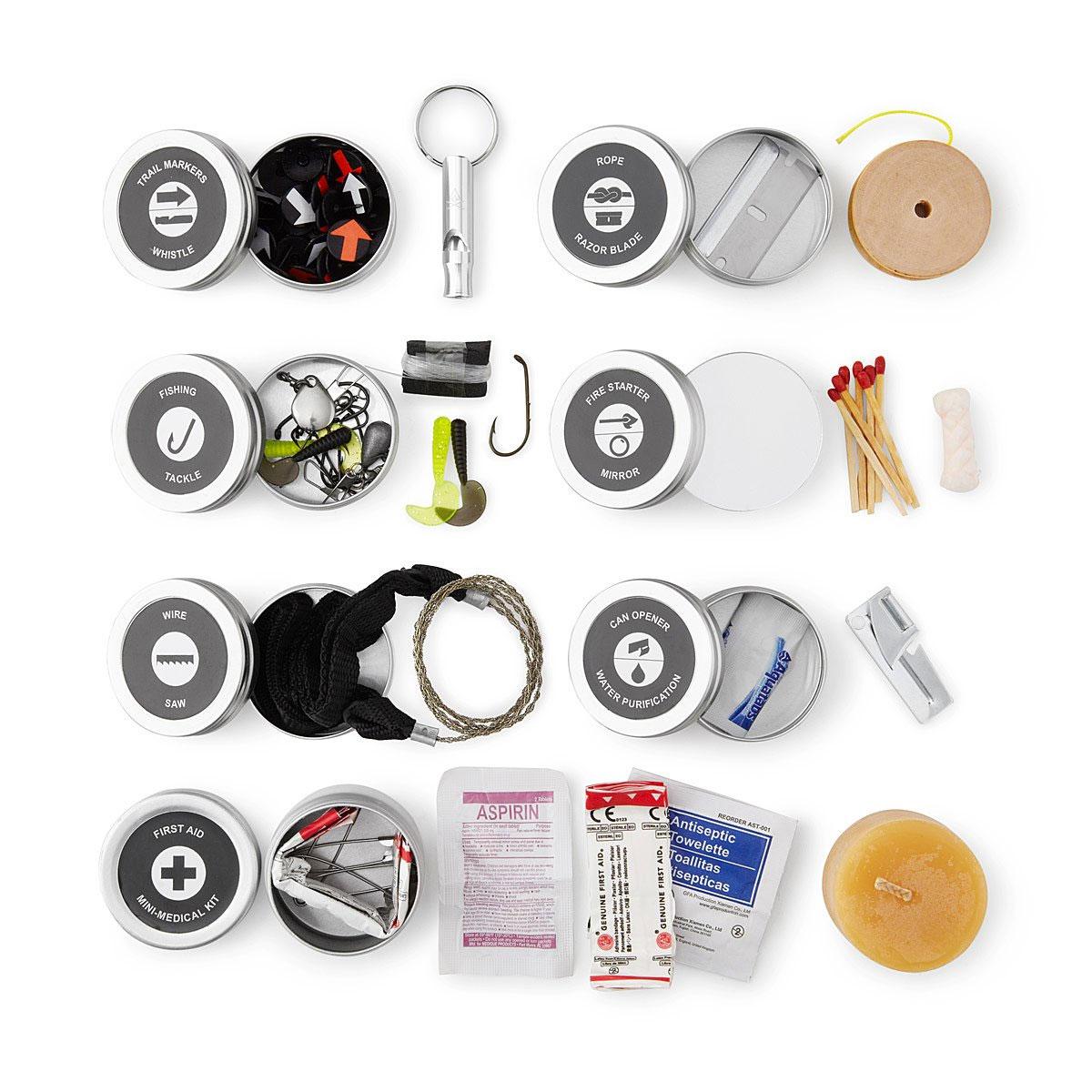 VSSL Adventure Essentials Survival Kit