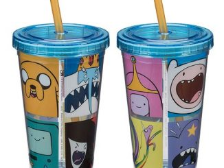 Adventure Time 12 oz. Acrylic Travel Cup