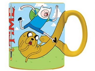Adventure Time 20 oz. Mug with Jake Handle