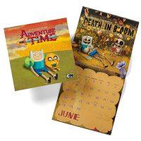 Adventure Time 2015 Calendar