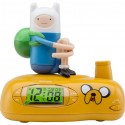 Adventure Time Alarm Clock Radio
