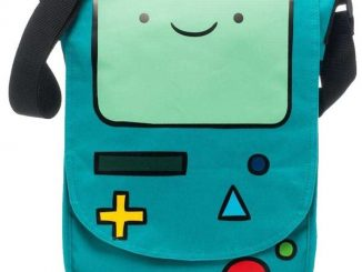Adventure Time BMO Flight Bag