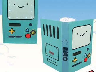 Adventure Time BMO Light-Up Journal