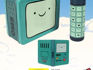 Adventure Time BMO Tin Tote Gift Set
