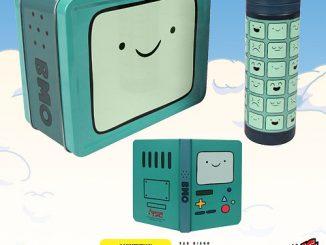 Adventure Time BMO Tin Tote Gift Set