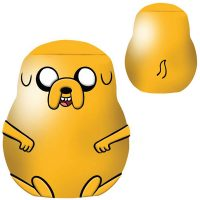 Adventure Time Ceramic Jake Cookie Jar