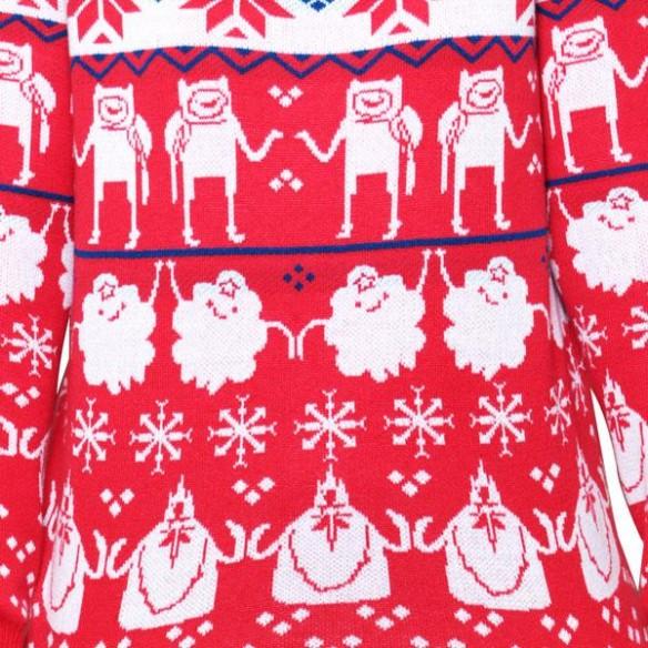 Adventure Time Christmas Jumper