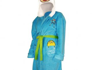 Adventure Time Finn Bathrobe
