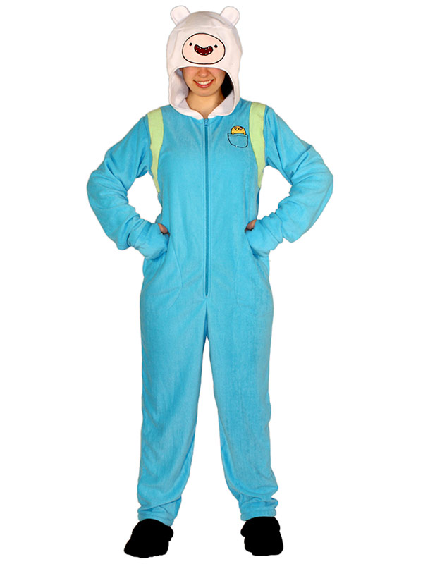 50 Off Footed Hooded Adult Costume Pajamas