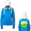 Adventure Time Finn Hoodie