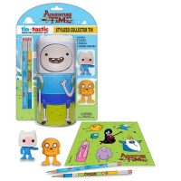 Adventure Time Finn Tin-Tastic Pencil Set with Tin