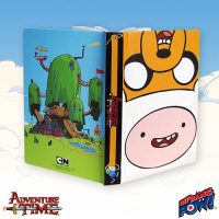Adventure Time Finn and Jake Journal