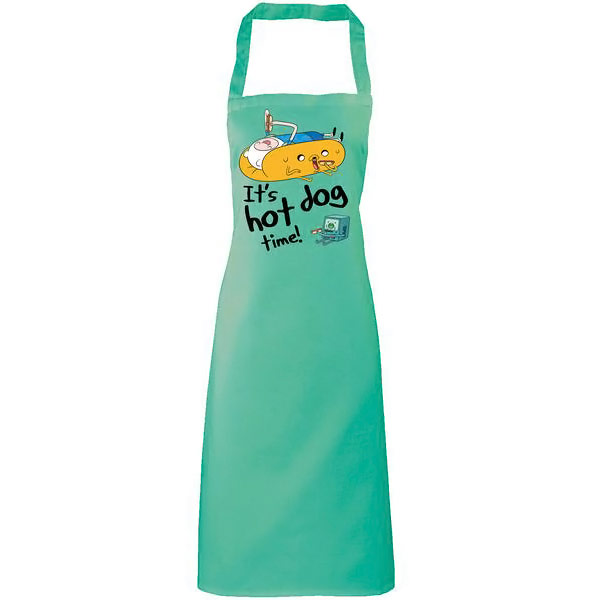 Adventure Time Hot Dog Apron
