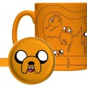 Adventure Time Jake All Over Ceramic Mug