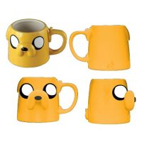 Adventure Time Jake Face Molded 16 oz. Mug