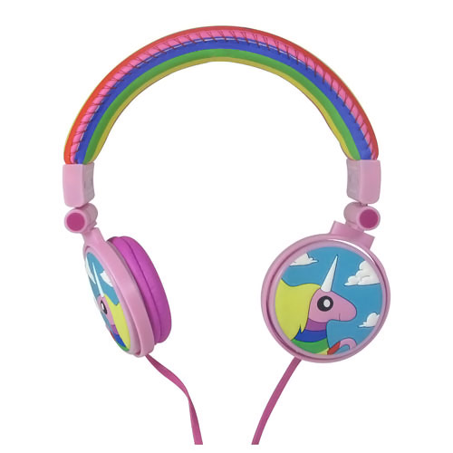 Adventure Time Lady Rainicorn Headphones
