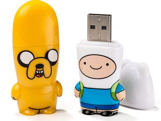 Adventure Time Mimobot Flash Drives