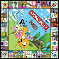 Adventure Time Monopoly Game