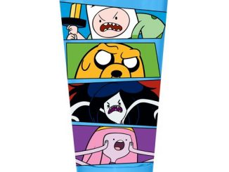 Adventure Time Panels 16 oz. Pint Glass