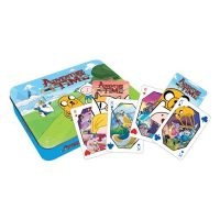 Adventure Time Playing Card Tin