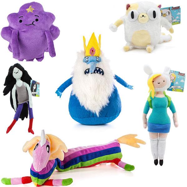 Adventure Time Plush Toys