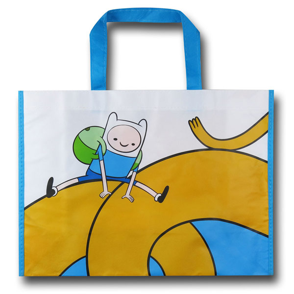 Adventure Time Reusable Shopping Tote